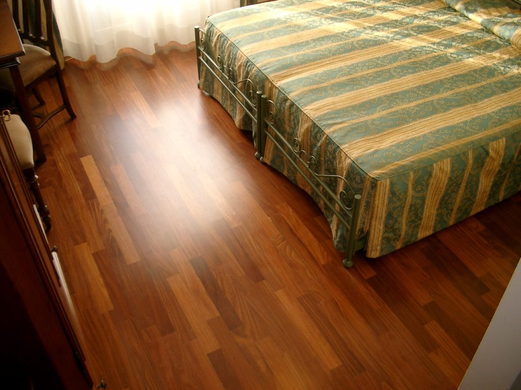 Posa in opera pavimenti in legno a Verona